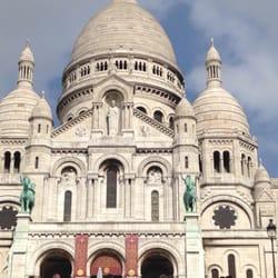 Basilique du Sacré Cœur.