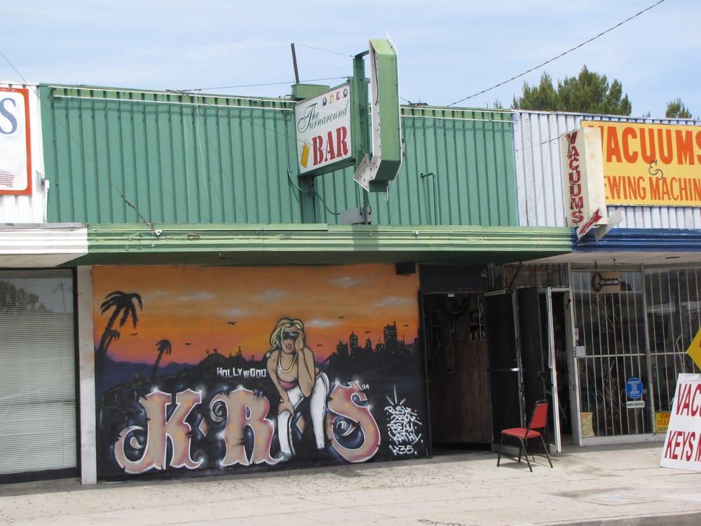 Turn Around Bar Dive Bars Arleta San Fernando Valley