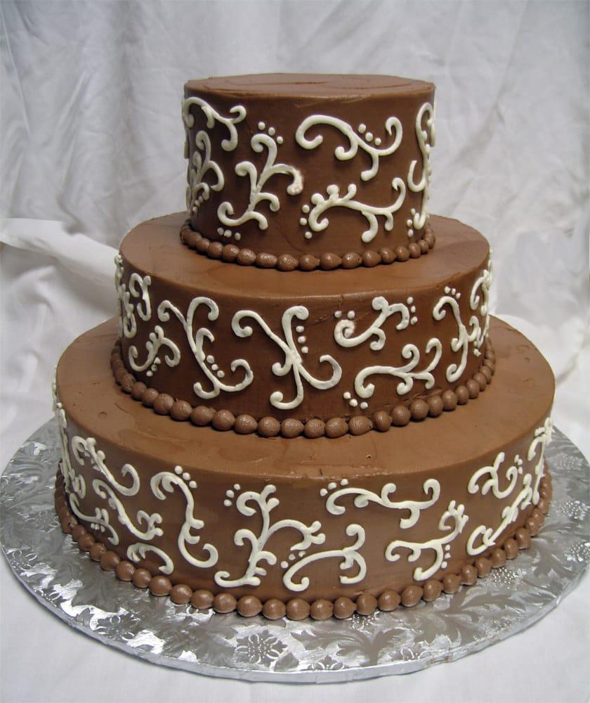 Wedding Cake By Carvel Arlington VA