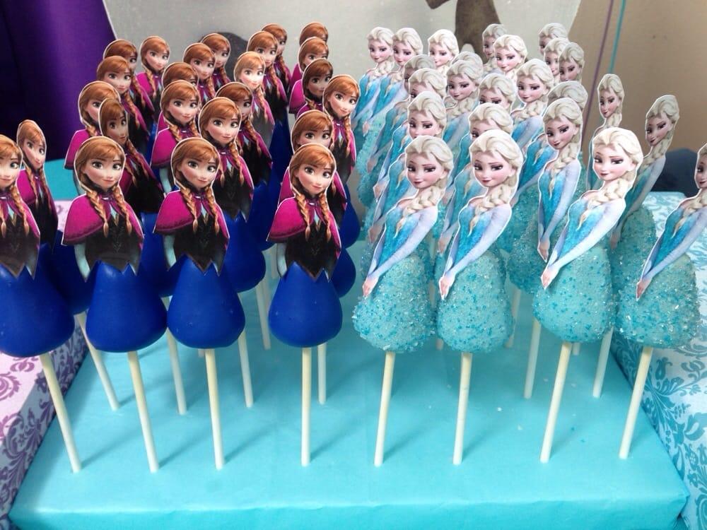 Seahawks Cake Pops Frozen Cake Pops