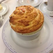 Lunch at Le Soufflé in Paris France.…
