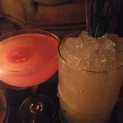 """Two fantastic drinks on their """"Happy…"""