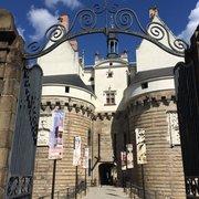 Château des Ducs de Bretagne, Nantes