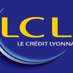 Lcl - Le Crédit Lyonnais, Guilherand Granges, Ardèche, France