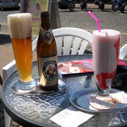 Eiscafe, Bistro Matteo, Verden, Niedersachsen