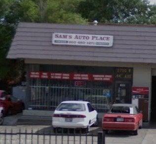 Mechanics Denver Co Sam's Automoti...