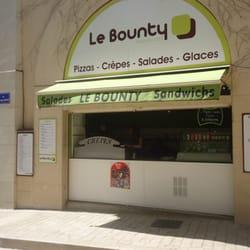 Le Bounty, Cassis, Bouches-du-Rhône