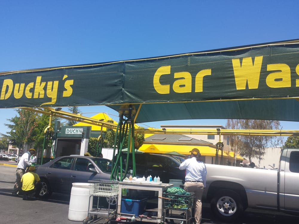 Ducky S Car Wash Groupon