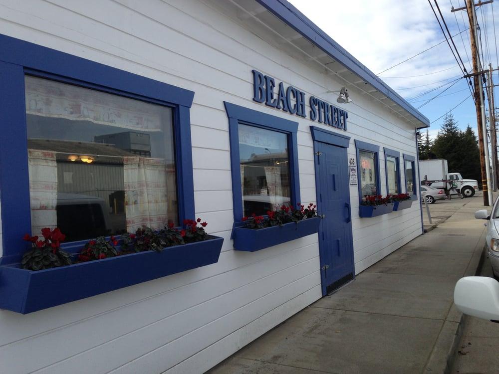 Beach Street Cafe  W Beach St Watsonville Ca