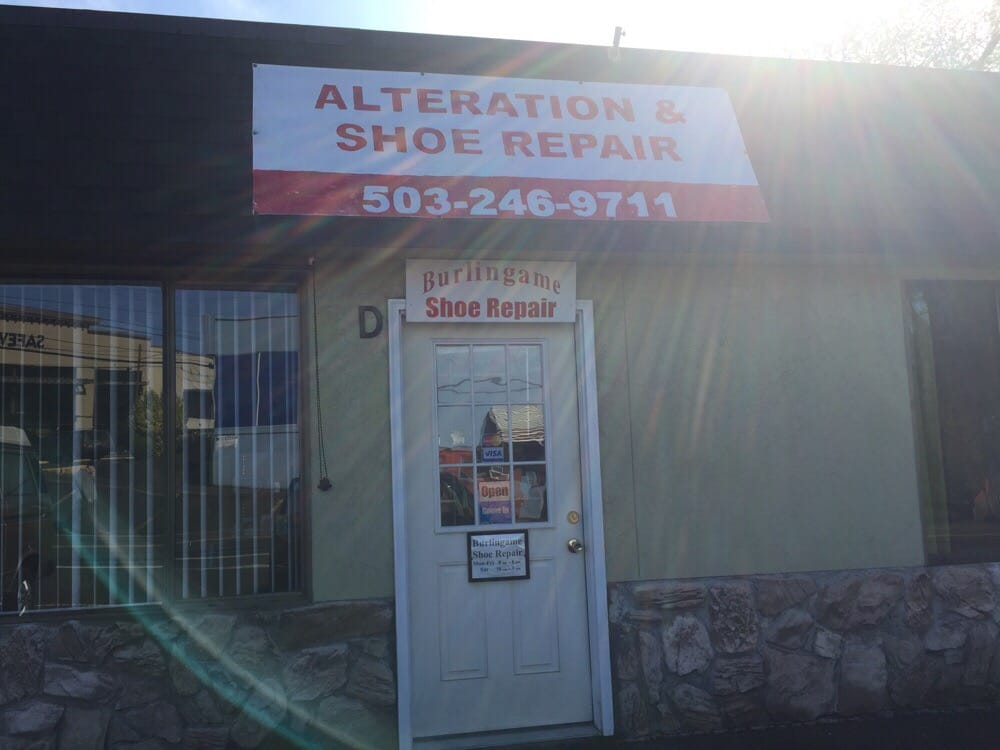 Nob Hill Shoe Repair - Shoe Repair - Alphabet District - Portland