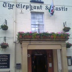 Elephant & Castle Hotel, Newtown, Powys, UK