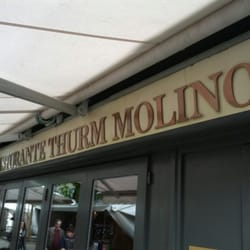 Restaurant Molino Thurm, Bern, Switzerland