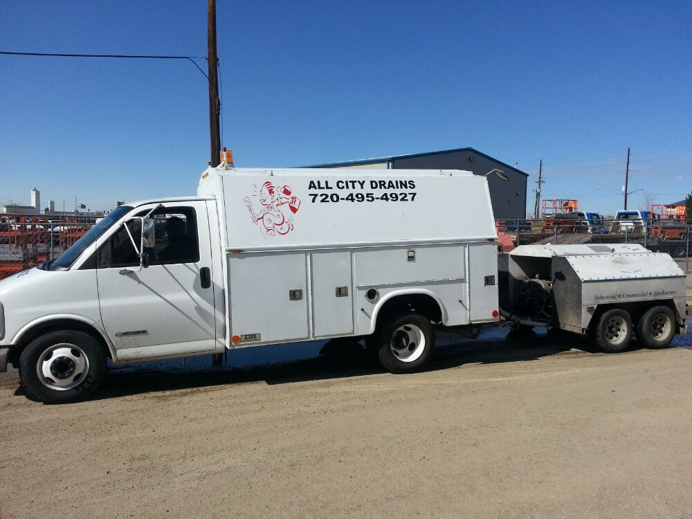 All City Drains Inc Plumbers Southeast Denver Co