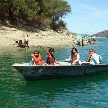 Cachuma lake recreation area waking the wake santa for Cachuma lake fishing