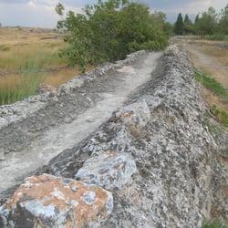 antike Wasserleitung