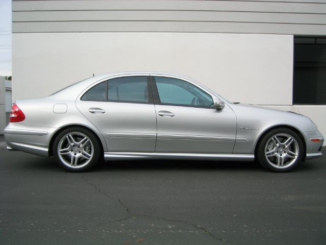 Mercedes e55 amg yelp for Mercedes benz specialist near me
