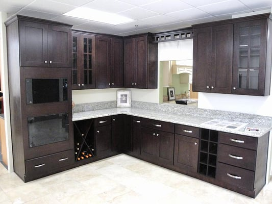 Payless kitchens cabinetry van nuys ca yelp for Kitchen design 10 5 full patch