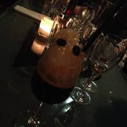 Ozo - Paris, France. Irish coffee