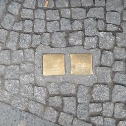 Stolpersteine, Cologne, Nordrhein-Westfalen, Germany