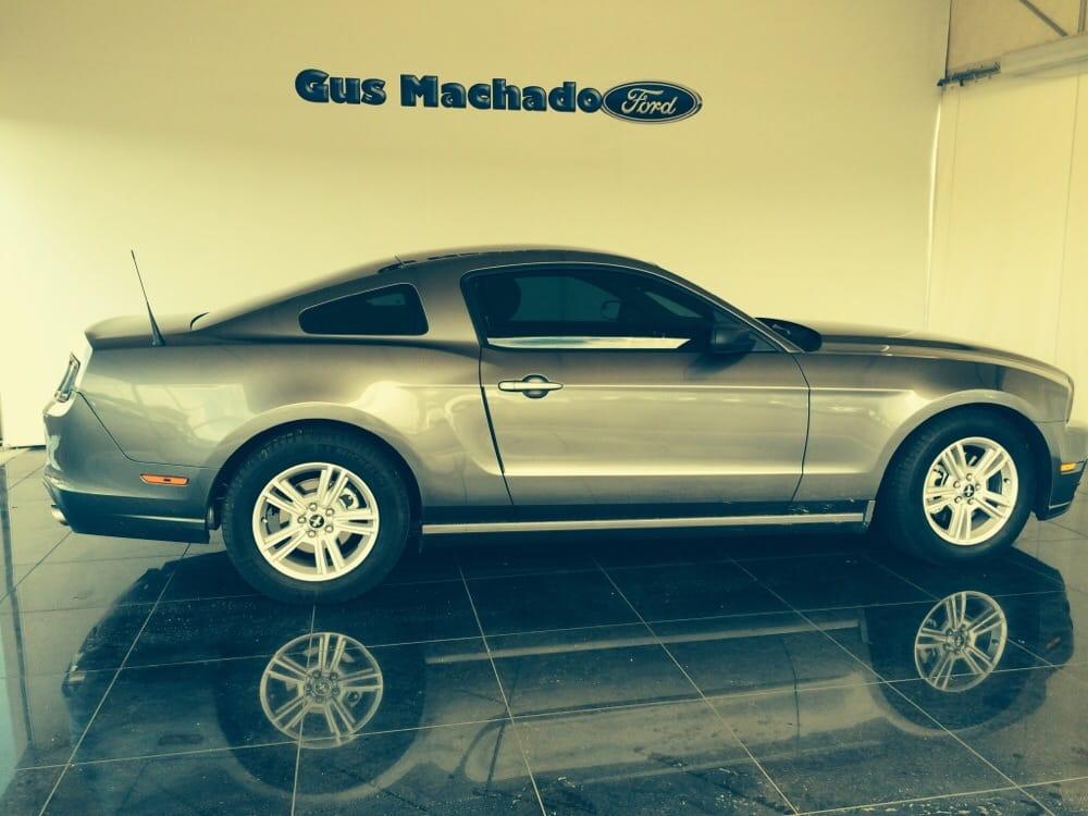 Gus Machado Ford Of Kendall Autodealers Miami Fl