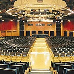Octagon Centre, Sheffield, South Yorkshire, UK
