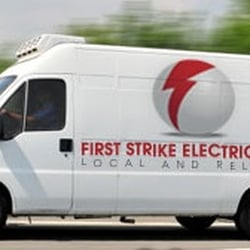 First Strike Electrical, London