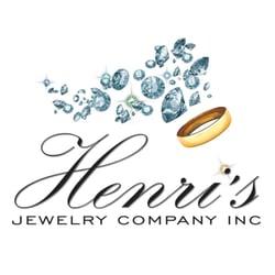 Henris Jewelry logo