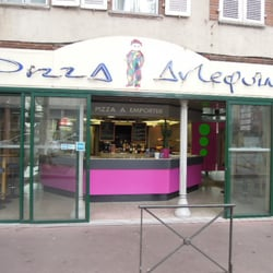 Pizza Arlequin, Toulouse