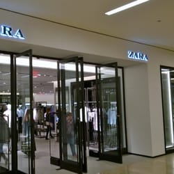 Zara clothing store locations