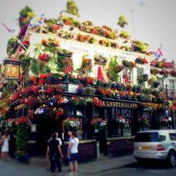 What an amazing pub.