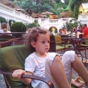 Hotel De Russie, Rome, Roma, Italy