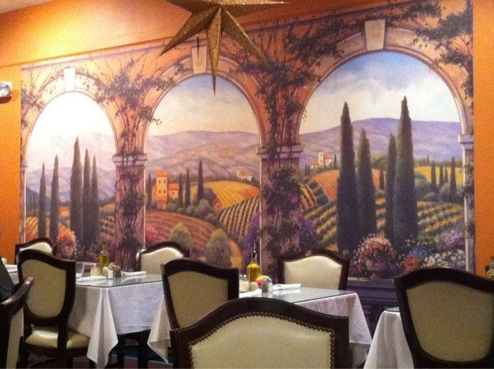 Italian Restaurants Burlington Nc