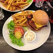 PDG Rive Gauche-American Restaurant - Paris, France
