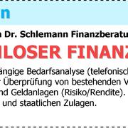 Gutschein kostenloser Finanzcheck -…