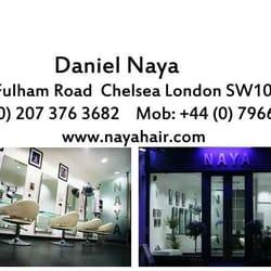 Naya Hair, London
