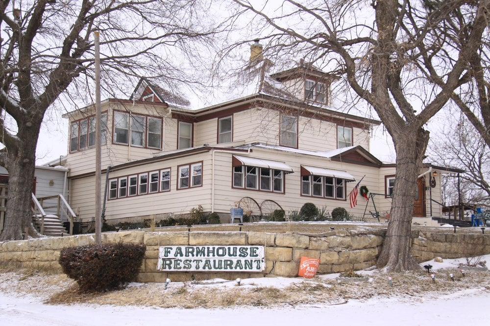 Mr K's Farmhouse Restaurant American New Abilene KS Yelp