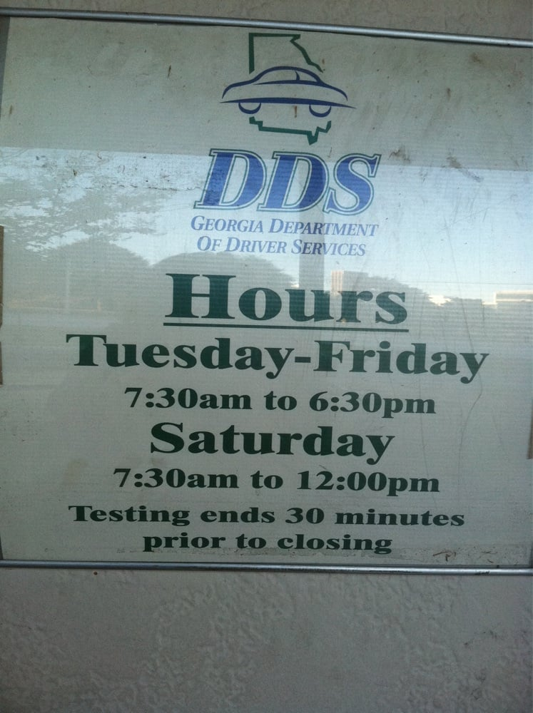 Department Of Driver Services Departments Of Motor