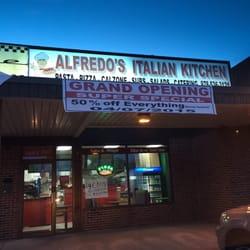 Alfredo's Italian Kitchen Italian 136 Newbury St