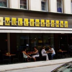 Müller + Söhne Speisecafé, München, Bayern