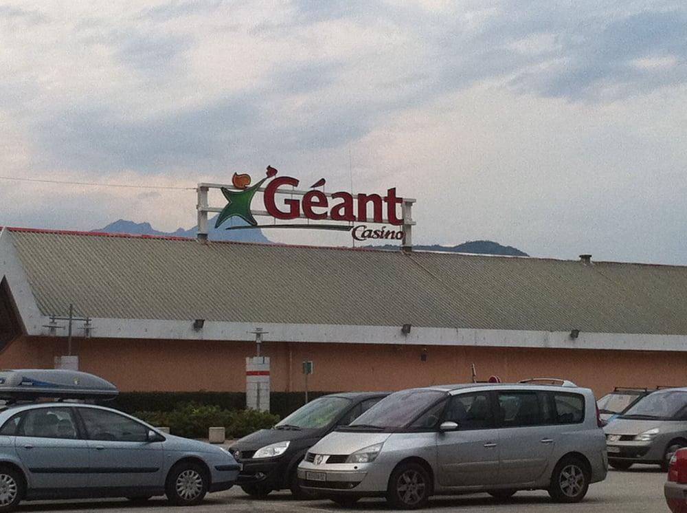 Geant casino lorient drive