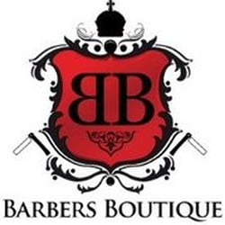 Barbers Boutique Logo 2012