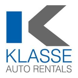 Klasse Auto Rentals logo