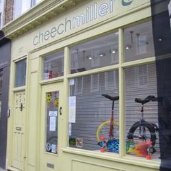 Cheech Miller, London, UK
