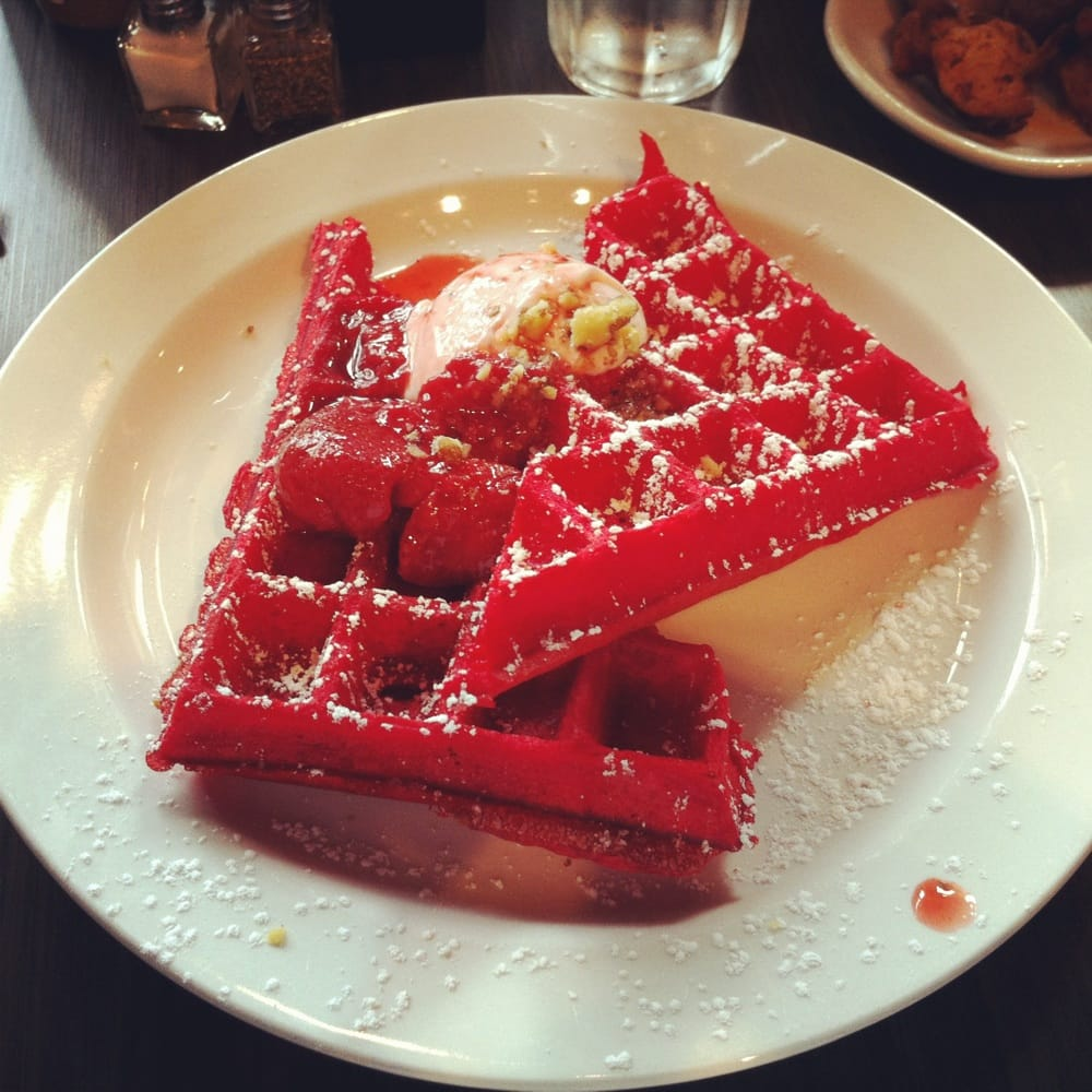 Waffles Cafe Lakeview Chicago