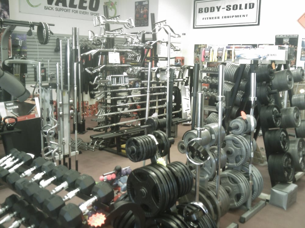Fitness Factory Outlet - Quakertown, PA