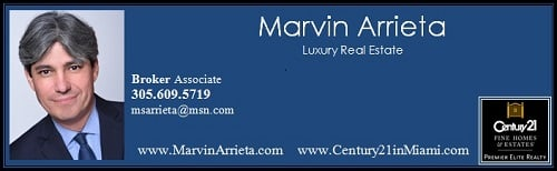 Marvin Arrieta - Century 21 Premier Elite Realty - Coral Gables, FL, United States