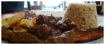 Kelso Bistro Bar & Restaurant - Pepper steak - Brooklyn, NY, Vereinigte Staaten