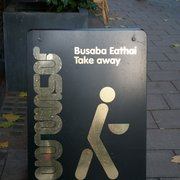 Busaba Eathai, London