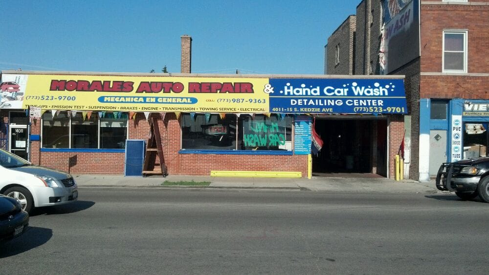 North Park Car Wash Reviews
