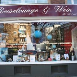 Reiselounge & Wein, Hamburg